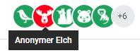 Anonyme Tiere von Google Drive