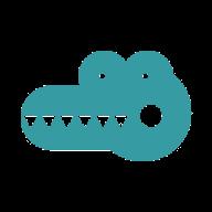 Anonymer Alligator von Google Drive