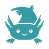 Anonymes Axolotl von Google Drive