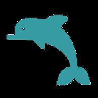 Anonymer Delfin von Google Drive