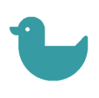 Anonyme Ente von Google