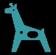 Anonyme Giraffe von Google