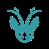Anonymer Hasenbock (jackalope) von Google