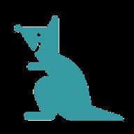 Anonymes Känguru von Google Drive