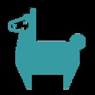 Anonymes Lama (llama) von Google Drive