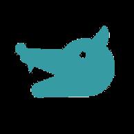 Anonymer Schakal (jackal) von Google Drive