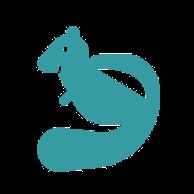 Anonymes Streifenhörnchen (chipmunk) von Google Drive